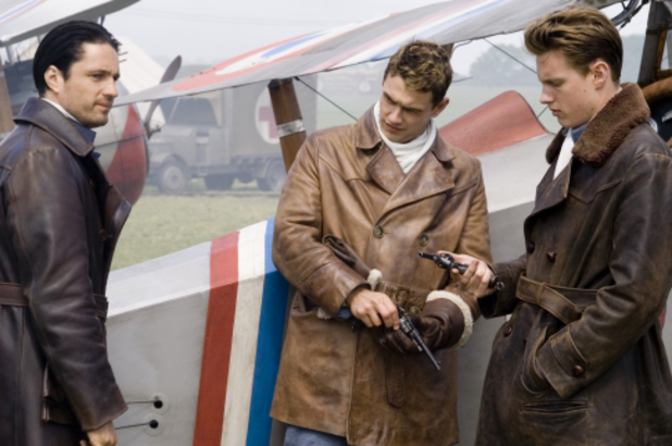 James Franco in 'Flyboys'
