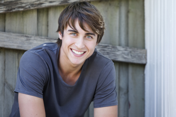 Taylor Glockner as Mason Turner in Neighbours