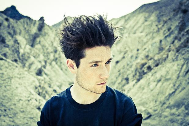 Bastille's Dan Smith.