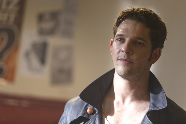 Being Human S05E06: 'The Last Broadcast' - Hal (Damien Molony)