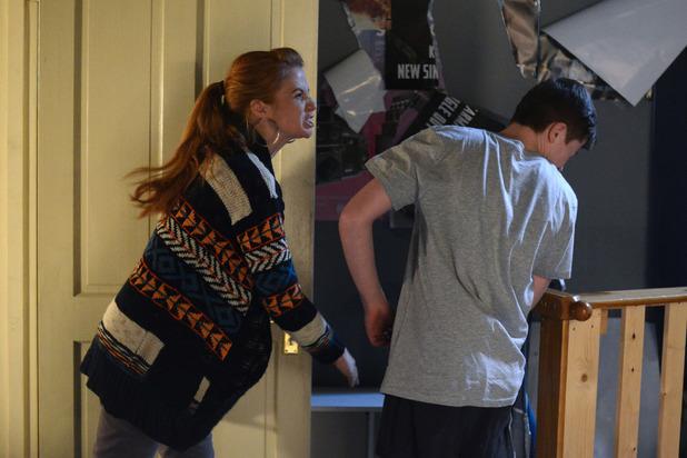 Bianca slaps Liam