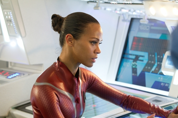 Zoe Saldana, Star Trek Into Darkness
