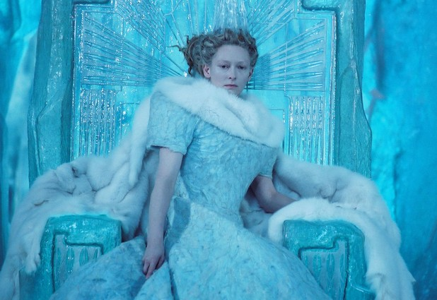 Tilda Swinton as The White Witch 'The Lion, the Witch and the Wardrobe'