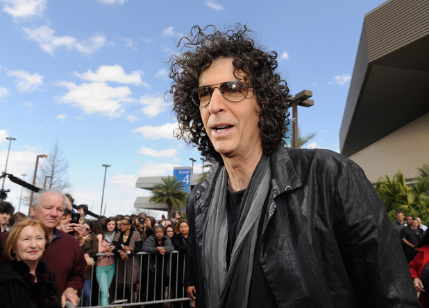 Howard Stern attends the 'America's Got Talent' New Orleans auditions as a judge at UNO Lakefront Arena on March 4, 2013 in New Orleans, Louisiana.