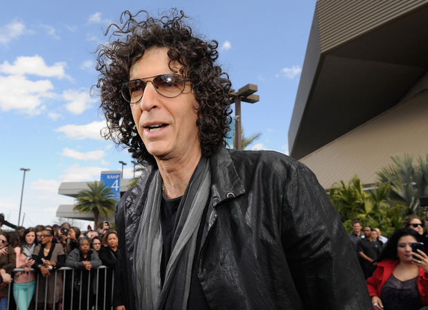 Howard Stern attends the &#39;America&#39;s Got Talent&#39; New Orleans auditions as a judge at UNO Lakefront Arena on March 4, 2013 in New Orleans, Louisiana.