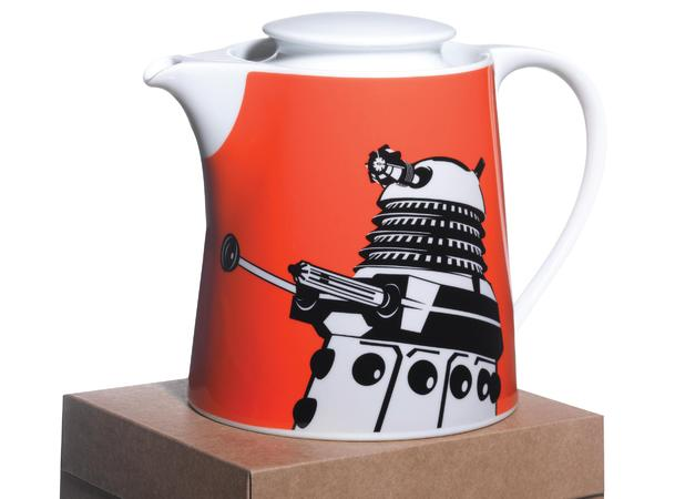 'Doctor Who' Dalek Teapot