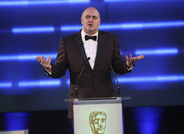Dara Ó Briain hosted the BAFTA Games Awards 2013 for the fifth consecutive year