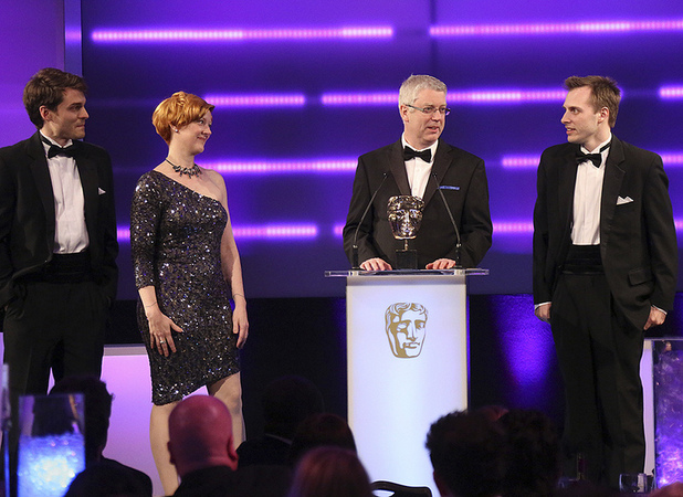 'Journey' wins the BAFTA for Original Music