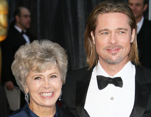 Brad Pitt, Jane Etta, Brad Pitt mum, Oscars
