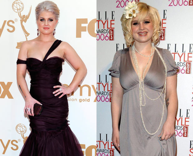 Kelly Osbourne, weight loss, before, after
