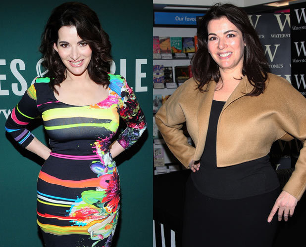 Nigella Lawson, weight loss