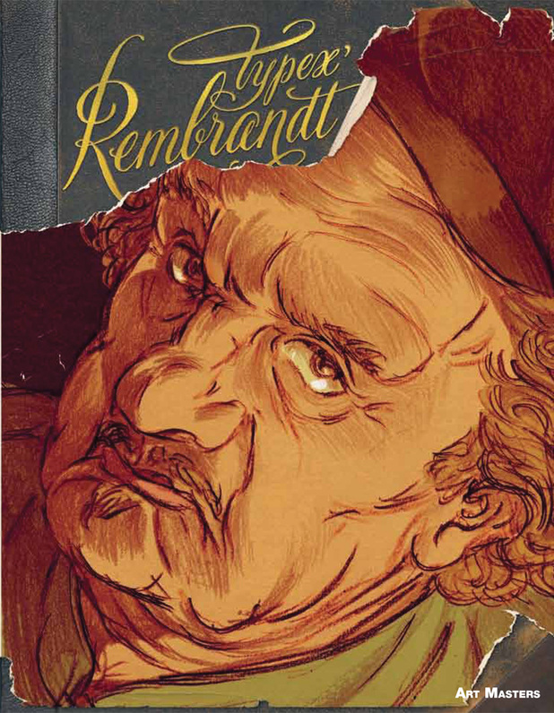 Rembrandt Cover