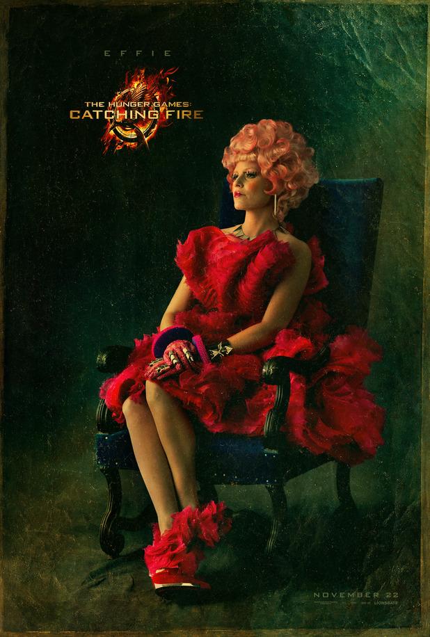 Effie Trinket (Elizabeth Banks)