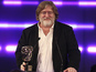 Gabe Newell shares philosophy at BAFTAs