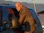Mr Goodwin takes on 007-style car stunt