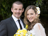 Toadie and Sonya's wedding day arrives.