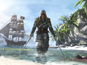 Assassin's Creed 4: Black Flag's pre-order poster art is looked at in detail.