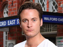 Actor Gary Lucy would rather his daughter become a vet.