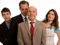 The cult David Cross sitcom is recommissioned by US network IFC.