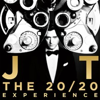 Justin Timberlake 'The 20/20 Experience' deluxe art