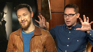 'X-Men: Days of Future Past' Bryan Singer, James McAvoy on Magneto and Xavier