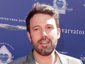 Ben Affleck, John Varvatos 10th Annual Stuart House Benefit, Los Angeles
