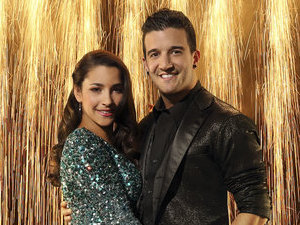 Dancing with the Stars: season 16 - Aly Raisman and Mark Ballas