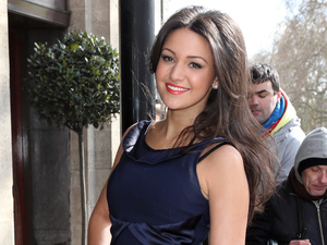 Michelle Keegan, TRIC Awards 2013, Grosvenor House Hotel