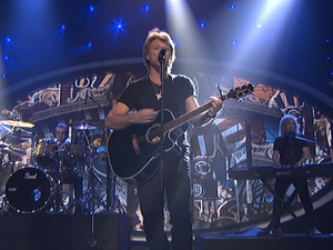 'American Idol' Top 10 results show: Bon Jovi perform