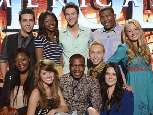American Idol season 12 - The Top 10