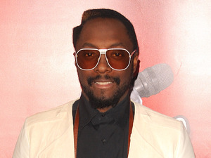 Coach Will.i.am at the launch of latest series for the BBC talent show, The Voice, at the Soho Hotel in London.