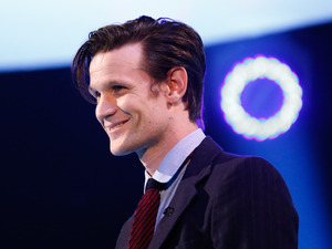 Matt Smith makes an appeal on 'Funny for Money'
