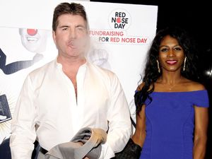 Simon Cowell, Sinitta, Book of Mormon, Red Nose Day