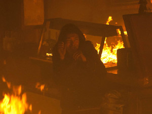 Sunita Alahan in the Rovers Return fire