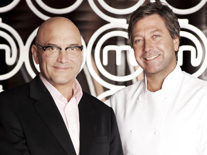 Masterchef 2013: Gregg Wallace and John Torode
