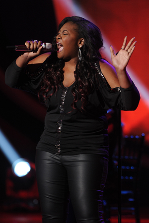 'American Idol' Top 10 performances - Candice Glover