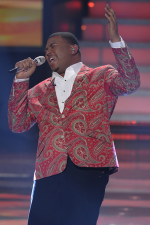 'American Idol' Top 10 performances - Curtis Finch Jr