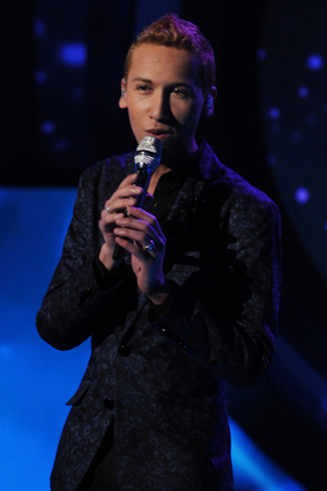 'American Idol' Top 10 performances - Devin Velez