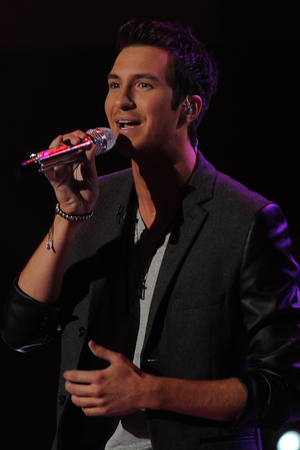 'American Idol' Top 10 performances - Paul Jolley