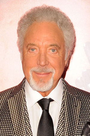 Coach Tom Jones at the launch of latest series for the BBC talent show, The Voice, at the Soho Hotel in London.