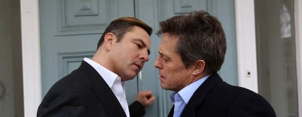 David Walliams and Hugh Grant on Comic Relief