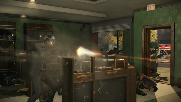 'Payday 2' screenshot