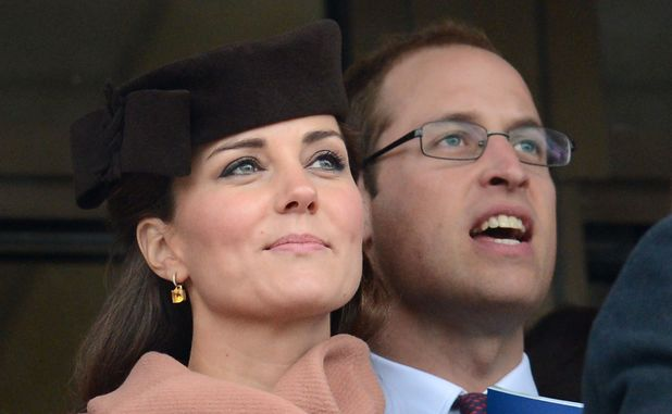 Duchess of Cambridge, Prince William, races, Cheltenham