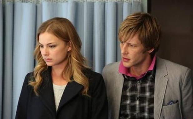 Revenge - 'Retribution' (S02E15)Emily Thorne and Nolan Ross