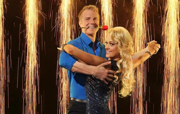 Dancing with the Stars: season 16 - Sean Lowe and Peta Murgatroyd
