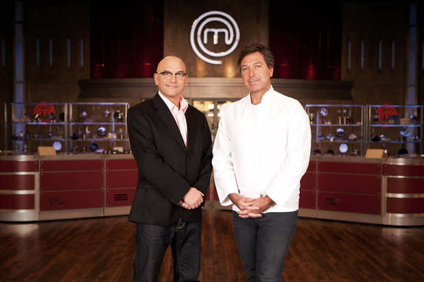 Masterchef, John Torode and Gregg Wallace, Tue 12 Mar