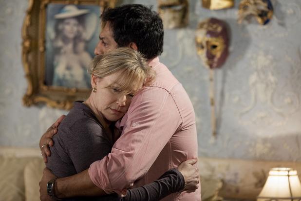 Masood sympathises with Carol
