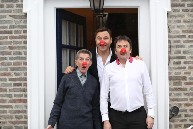 The Chuckle Brothers, David Walliams