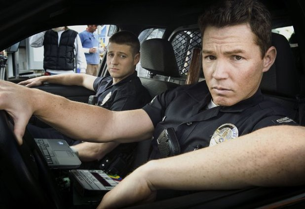 Shawn Hatosy and Ben McKenzie in 'Southland'