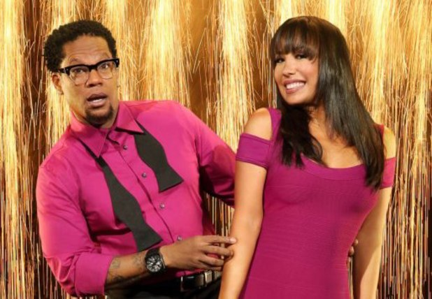 Dancing with the Stars: season 16 - DL Hughley and Cheryl Burke (618)